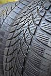 Шины б/у 205/55 R16 Dunlop SP Winter Sport 3D, ЗИМА, 6 мм, комплект, фото 3