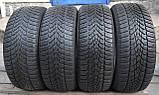 Шины б/у 205/55 R16 Dunlop SP Winter Sport 3D, ЗИМА, 6 мм, комплект, фото 5