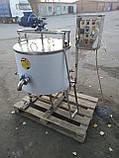 Котел сыроварня кпэ-100, фото 4
