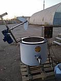 Котел сыроварня кпэ-100, фото 5