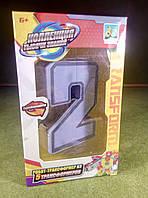 Робот цифра трансформер 2