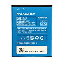 Аккумулятор Lenovo BL205 / P770 оригинал AAA