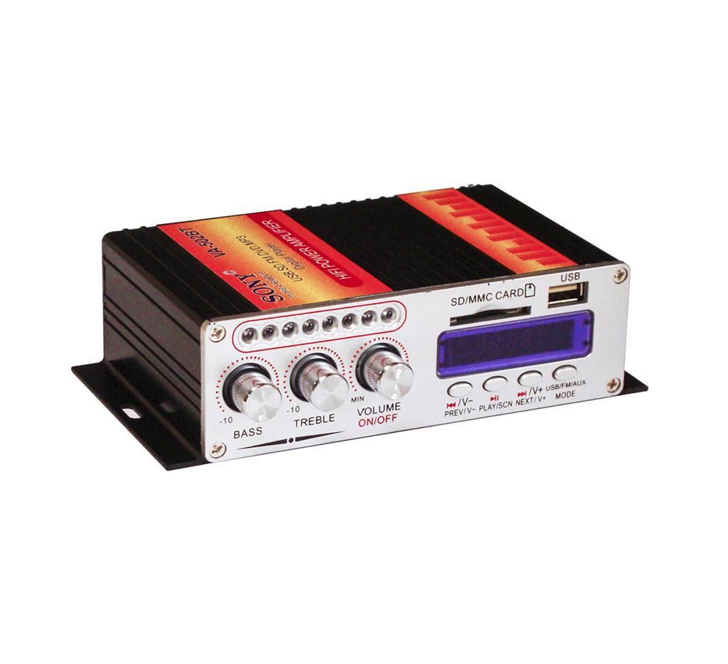 Автомобильный усилитель звука UKC VA-502BT