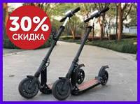 Электорсамокаты Kugoo S3 Black (Электросамокат Куго с3 черный) ТОП продаж! Кредит!