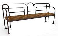 Скамейка парковая в стиле LOFT (NS-970001269)