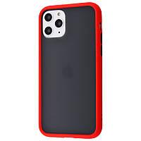 Чехол TOTU Gingle Series для iPhone 11 Pro Max, красный