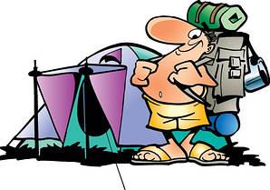 Пикниковая мебель: столы, стулья складные, раскладушки карповые, палатки