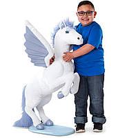 Большой плюшевый Крылатый конь Пегас Melissa&Doug 1 м (MD30409), фото 1