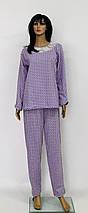 Женская трикотажная пижама, фото 2