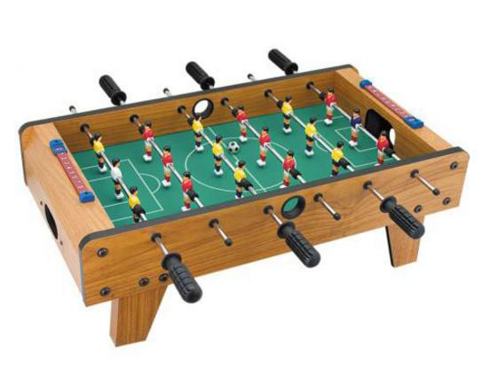 Футбол на штангах, деревянный HG 2035, настольный футбол, детская игра футбол, подарок