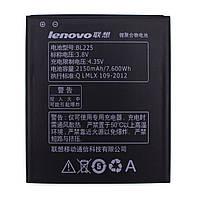 Аккумулятор Lenovo BL225 / S580 оригинал AAA