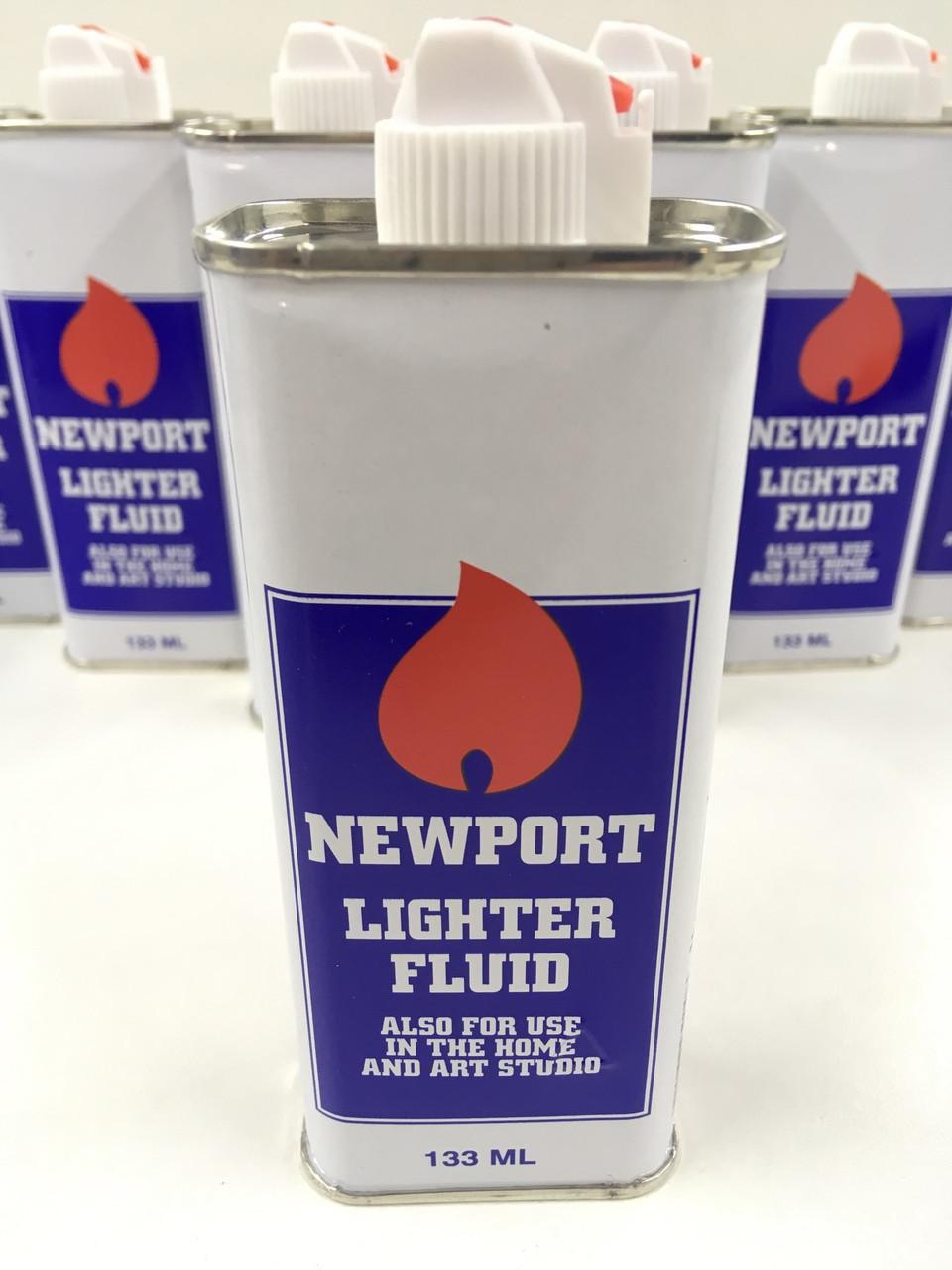 Бензин для зажигалок NEWPORT 133ml (Lighter Flud)