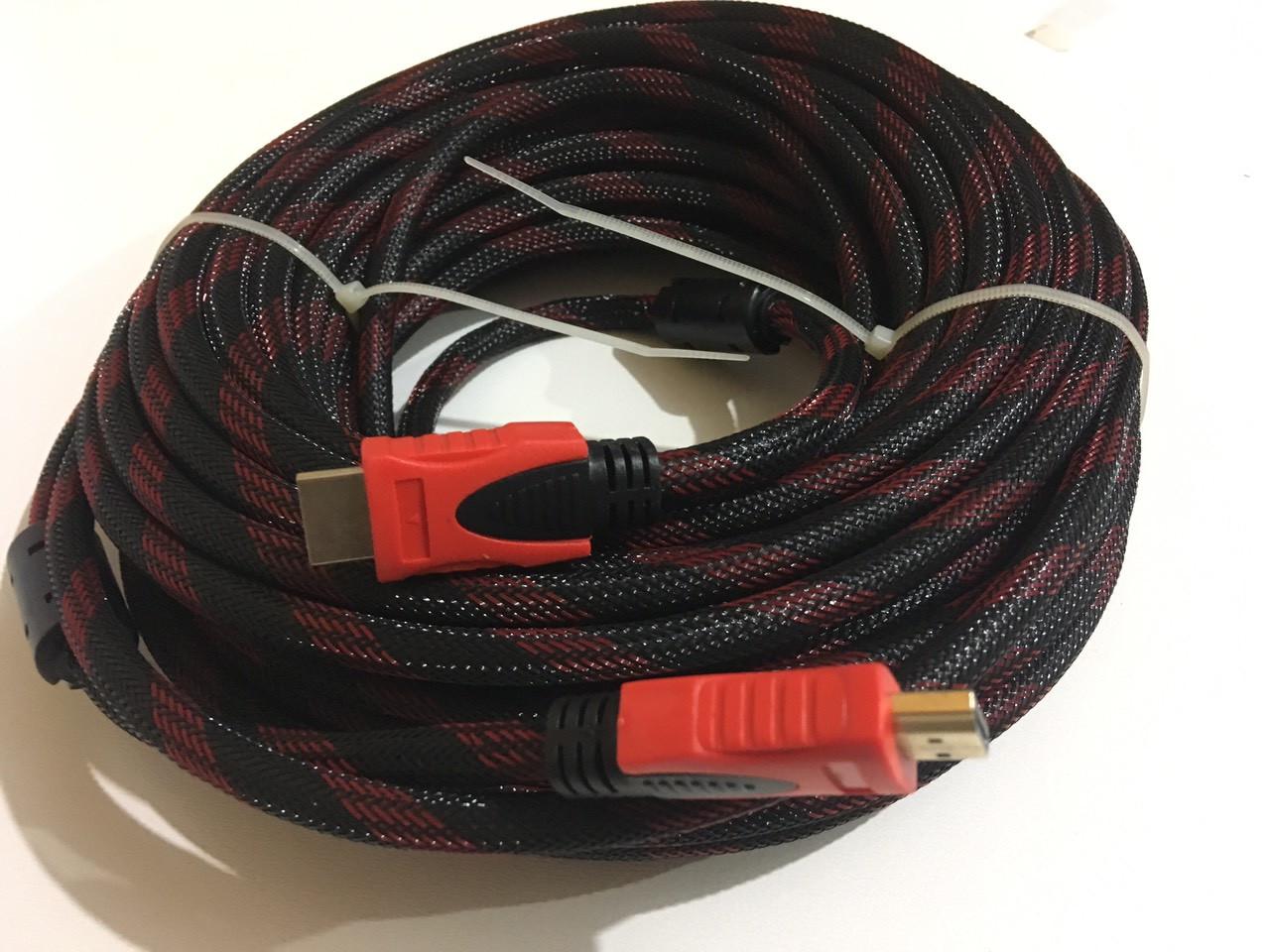 Кабель HDMI-HDMI (V1.4) 20M (20)