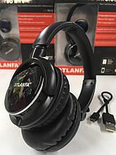 Навушники з вбуд. MP3 плеєром+Bluetooth AT-7612