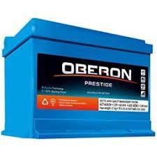 Автомобильный аккумулятор Oberon 6СТ-60 Prestige, фото 2