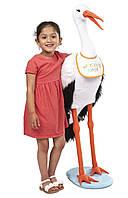 Гигантский крылатый Аист Melissa&Doug 1,1 м (MD30407), фото 1