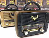 Радиоприемники,колонк с блютозам Kemai MD-1905 BT (24 шт/ящ), фото 2