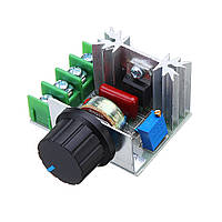 5Pcs 2000W Регулятор скорости Регулятор напряжения постоянного тока SCR Термостат - 1TopShop