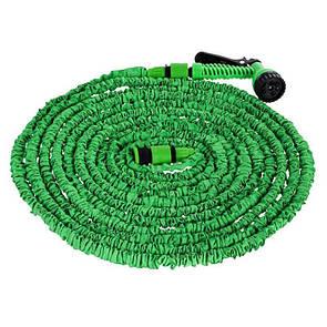 Шланг для полива X HOSE 37.5 м + Распылитель (зеленый)