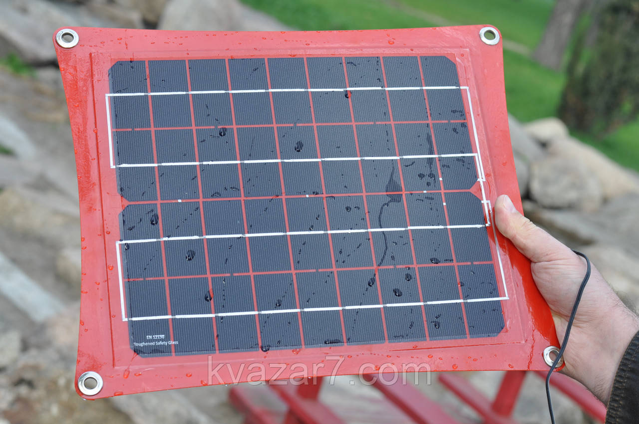 Солнечная зарядка KV7-10BM