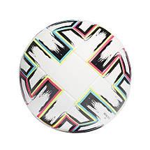 Мяч футбольный Adidas Uniforia League Euro 2020 №5 FH7376 Белый, фото 3