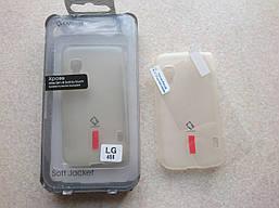 Чехол для LG Optimus L5 II Dual E455 + плёнка