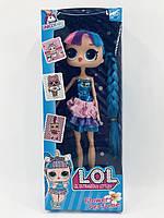 Кукла L.O.L Otrageous Littles кукла с волосами