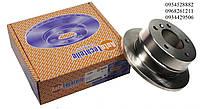 Тормозной диск задний (258х12мм) Mersedes Sprinter 208-216 1995-2006 AUTOTECHTEILE (Германия) 4354