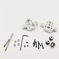 1 комплект Все металлические передачи Коробка без Мотор для WPL B16 B24 B36 C14 C24 1/16 Rc Авто Запчасти - 1TopShop