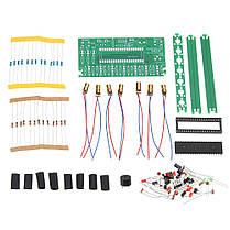 DIY Микрокомпьютер с одним чипом Лазер Harp Набор Electronic Piano Music Коробка - 1TopShop, фото 2