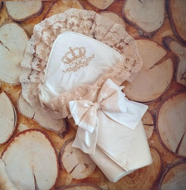Крыжмы крестильные, конверты на выписку, для колясок и санок