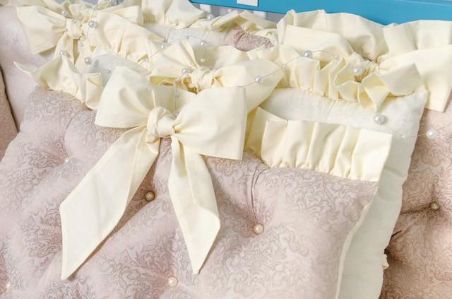 Постельное белье и принадлежности для новорожденных