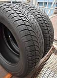 Шины б/у 225/65 R17 Bridgestone Blizzak LM-80, ЗИМА, пара, фото 5