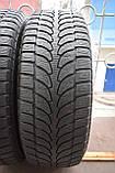Шины б/у 225/65 R17 Bridgestone Blizzak LM-80, ЗИМА, пара, фото 2