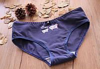 Набор женских трусиков 6 шт. слипы, фото 5
