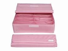 Складной розовый органайзер