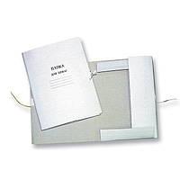 Папка для бумаг картон