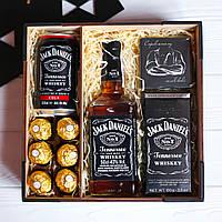 """Подарочный набор """"Jack - 4"""". Оригинальный подарок парню, мужу, мужчине, папе, коллеге, брату, другу."""