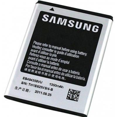 Аккумулятор для Samsung S5660, S5830, S5670 оригинальный, батарея EB494358VU, фото 2