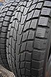 Шины б/у 225/65 R17 Dunlop GrandTrek SJ6, ЗИМА, пара, фото 7