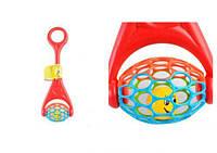 """Игрушка для детей """"Моя первая каталка"""" c мячиком 58101"""