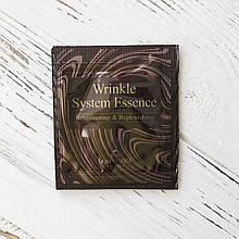Пробник Антивозрастная эссенция с коллагеном The Skin House WRINKLE SYSTEM ESSENCE, 2 мл