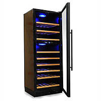 Холодильник для вина Klarstein Weinkuhlschrank 270 литр 120 бутылок винный холодильник, винный шкаф 10003444