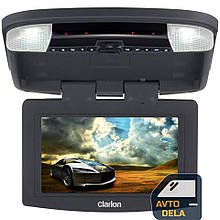 Потолочный монитор в авто Clarion OHM888VD
