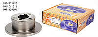 Тормозной диск задний (272х16мм) Mersedes Sprinter 308-316 1995-2006 AUTOTECHTEILE (Германия) 100 4356