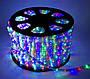 Гирлянда Дюралайт светодиодный шланг, RGB, круглый, 100м., фото 3