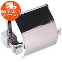 Держатель для туалетной бумаги KUGU C5 511 хром, фото 1