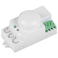 Датчик движения микроволновой 360 Horoz Electric Polo HL486 белый