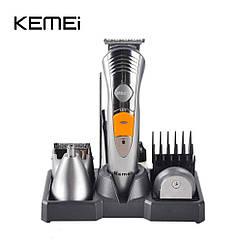 Машинка для стрижки волос 7 в 1 Kemei KM-580A триммер R178624