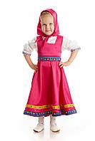 Маша «Маша и медведь» карнавальный костюм для девочки